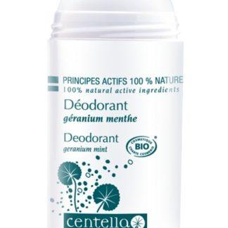 Déodorant bio menthe géranium