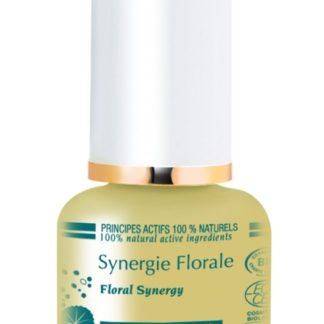 Huile visage synergie florale peau sensible
