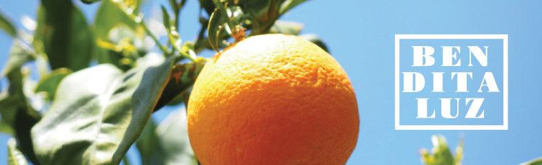 Benditaluz est une marque de cosmétique Andalouse, qui produit des cosmétiques naturels à base d'huile essentielle d'orange amère de Séville.