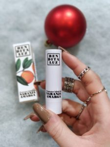 Baume à Lèvres protecteur et hydratant à l'Orange de Séville