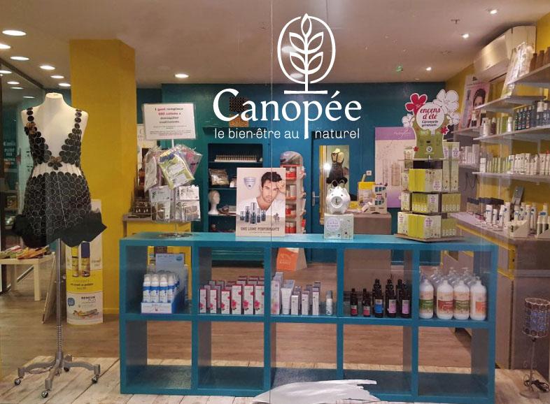 Notre boutique Canopée à Perpignan