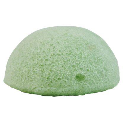 éponge de konjac à l'aloe-vera