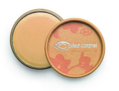 Correcteur Anti-cernes Couleur Caramel estompe les imperfections du regard, les cernes ainsi que les poches pour toutes les peaux. Aspect naturel fini mat.
