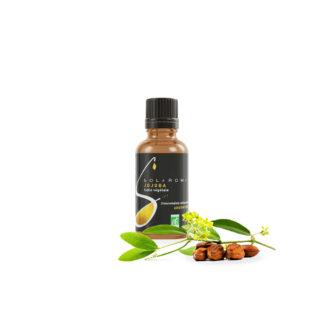 Découvrez cette Huile végétale de Jojoba bio, obtenue par Première pression à froid . 100% pure et naturelle convient à toutes les peaux, ainsi qu'aux bébés