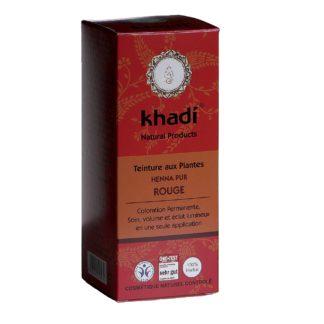 La Coloration Végétale Henné pur rouge est le fruit de préparations ayurvédiques ancestrales; ce qui la rends simplement unique dans sa formulation