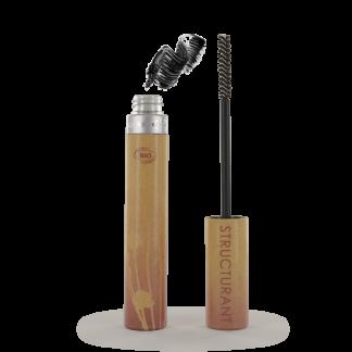 LeMascara Structurant 91 noir de Couleur Caramel pour des cils plus longs et intenses. Grâce à sa brosse spécifique ultra-fine il gaîne les cils