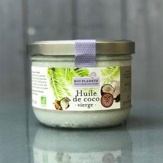 Huile de coco bio 100% naturelle: pure et naturelle, elle n'est ni hydrogénée ni décolorée. Très utilisé en cosmétique; Son arôme délicat de coco fraîche apporte une touche exotique même aux plats les plus simples