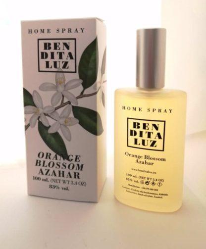 Parfum d'Ambiance à la fleur d'oranger de Benditaluz par Manohi