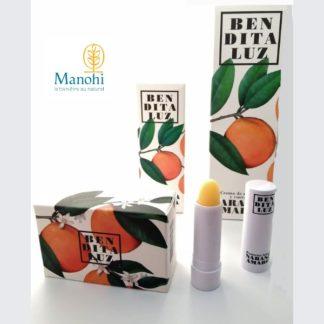 Cadeau femme ou cadeau homme Saint Valentin 2021-Manohi à l'orange de Séville